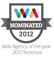 Irish web design awards